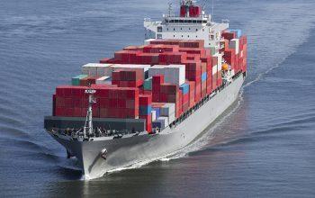 ocean freight 2V2